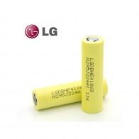 Аккумулятор LG HE4 2500 mAh 18650