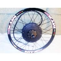 Мотор-колесо 3000W - в ободе MTX39