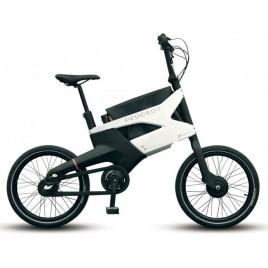 Электровелосипед городской, легкий и компактный PEUGEOT AE21