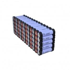 Батарея 36В 9.6Ah LG Li-ion без корпуса