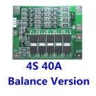 BMS 4s для шуруповертов - 4 ячейки Li-ion 4.2v, 40A разряд