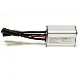 Мини контроллер 36 / 48 Вольт 15А с разъемом для экрана