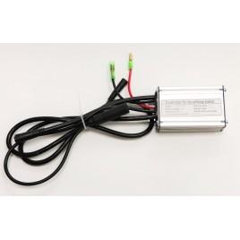 Мини контроллер 36 Вольт 15А 250W с разъемом для экрана