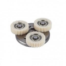Шестерни для мотор-колеса 350W в комплекте с фривилом