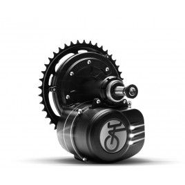 Мотор TSDZ2, 500W, 48V в каретку велосипеда